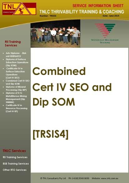 TRSIS4 CombinedC4 SEO & DIP SOM_June2014IMAGEv2